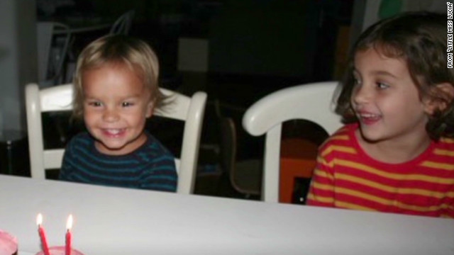 Leo and Lulu Krim, ages 2 and 6, were allegedly stabbed to death by their nanny at their New York home in October.
