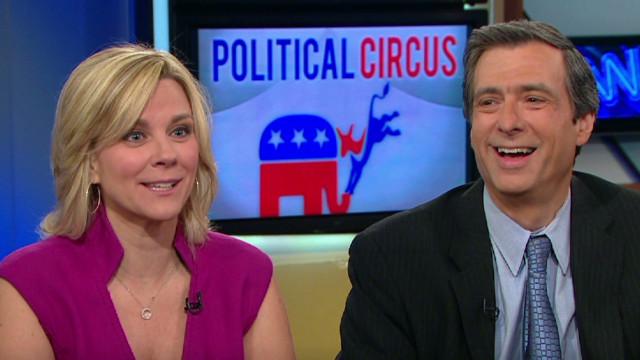 Presidential race a political circus?