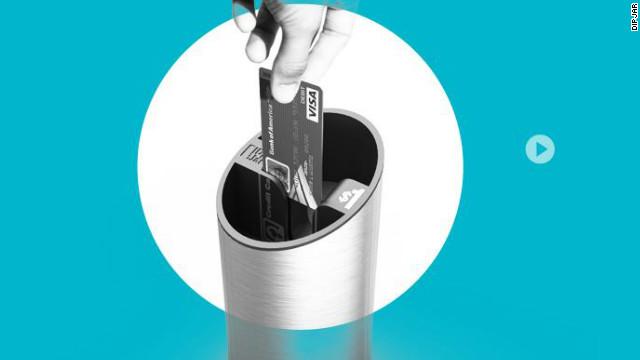 Dipjar is designed to help credit card users tip. Even cheapskates like Jarrett.