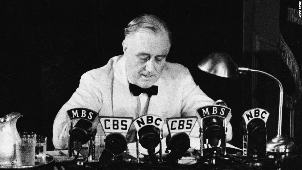 a discussion on the presidential greatness of franklin d roosevelt What is 'presidential greatness' by what makes a president great – franklin d roosevelt declares an unlimited cnn asks some of america's.