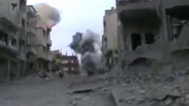 Syrian regime breaks cease-fire