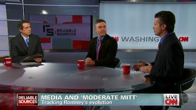 "Media and ""Moderate Mitt"""