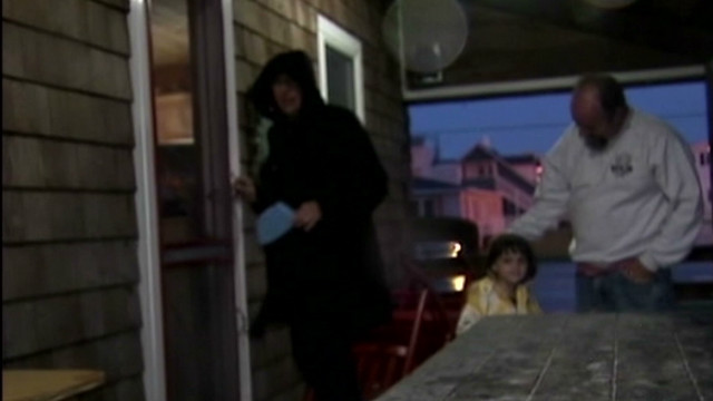 North Carolina prepares for Sandy
