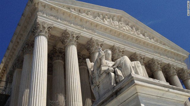 The Supreme Court is hearing a challenge to a 2008 law that expanded the government's authority to wiretap Americans.