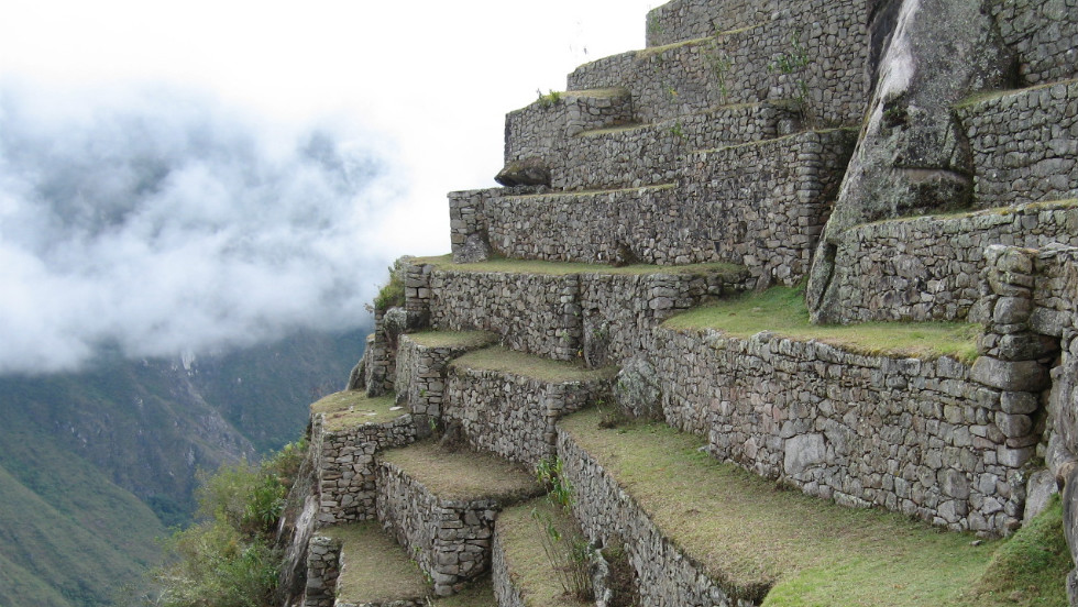 Built in the 15th century, Machu Picchu is a marvel of construction.