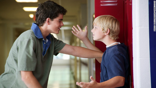 A bully may back off when his target fights back, but will he learn a lesson?