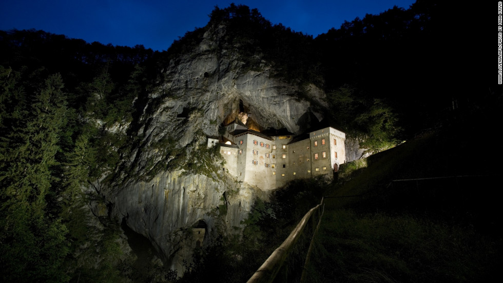 The cave beneath Predjama Castle in Slovenia is even more fascinating than the castle itself. And the storybook setting might spark a daring moment for travelers ready to conquer a fear of the dark.