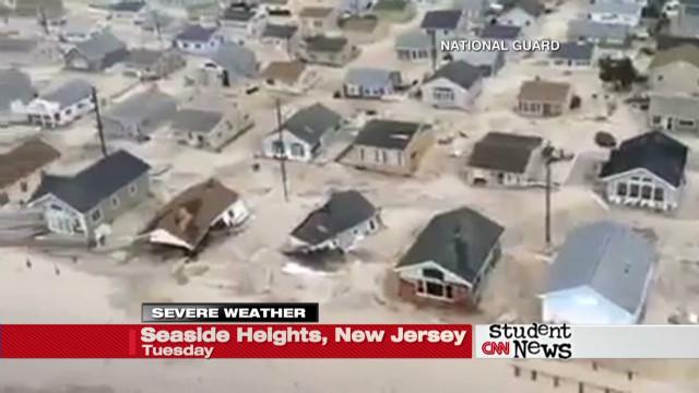CNN Student News - 10/31/12