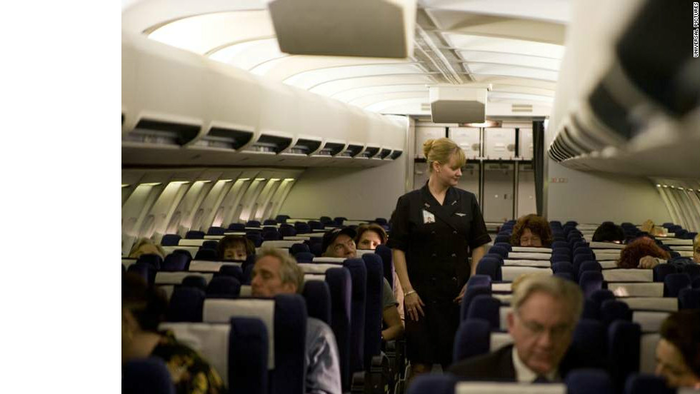 """United 93"" re-stages the real-life story, from the passengers' perspective, of one of the planes hijacked on September 11, 2001."