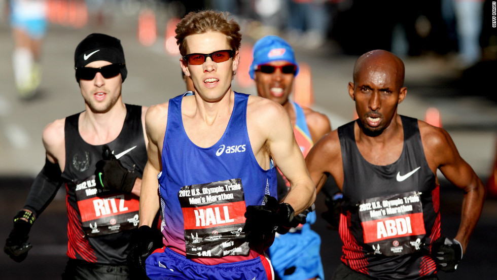 """Start your running with small, achievable training runs and build slowly and progressively from there,"" says ASICS athlete Ryan Hall, who posted the second-fastest marathon time ever for an American during the 2008 London Marathon. ""And always remember, if it's not fun, it's not worth doing it."""