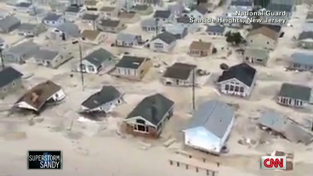 Mayor overwhelmed by Sandy destruction