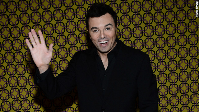 """Family Guy"" creator Seth MacFarlane will host the Oscars in 2013."
