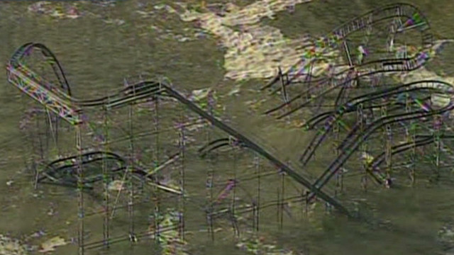 Sandy wipes out New Jersey landmark