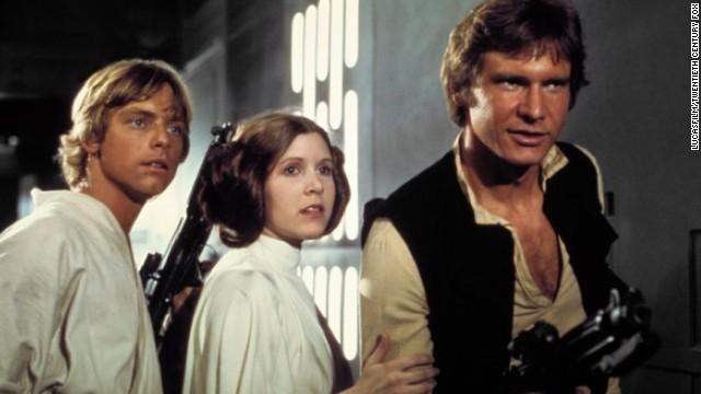 Tómate una 'selfie' con tus personajes favoritos de Star Wars