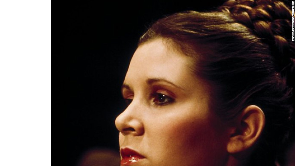 Luke's twin sister Leia is the Princess of Alderaan. Leia is romantically pursued by Han Solo.