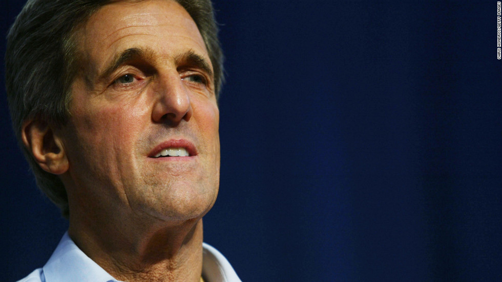 "Massachusetts <a href=""http://www.cnn.com/2012/12/13/politics/john-kerry-profile/index.html"" target=""_blank"">Sen. John Kerry, </a>chairman of the Senate Foreign Relations Committee, will face a nomination hearing on Thursday to succeed Hillary Clinton as secretary of state. President Barack Obama<a href=""http://www.cnn.com/2012/12/21/politics/kerry-nomination/index.html"" target=""_blank""> tapped Kerry for the role</a> in December after Susan Rice, U.S. ambassador to the U.N., withdrew her candidacy amid criticism over comments she made about the attack in Benghazi."