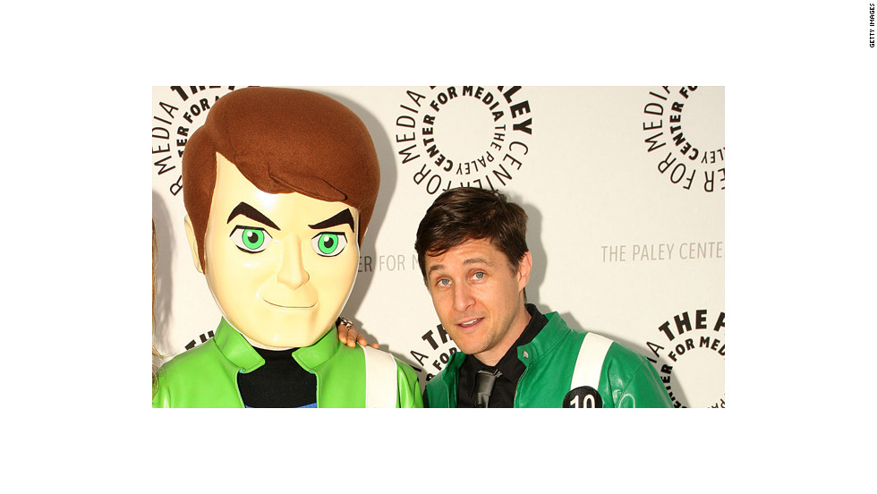 "Yuri Lowenthal, a veteran on English dubbing work for Japanese anime, is perhaps best known as ""Ben 10."" He also bears a striking resemblance to the popular Cartoon Network character. (Cartoon Network is a Time Warner company, as is CNN.)"