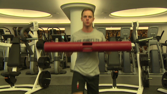Upscale gym thrives during bad economy