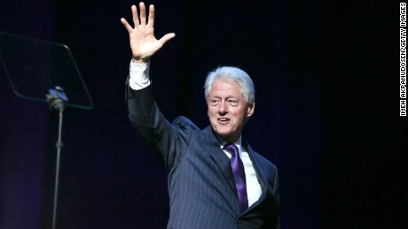 William J. Clinton, the forty-second President (1993-2001)
