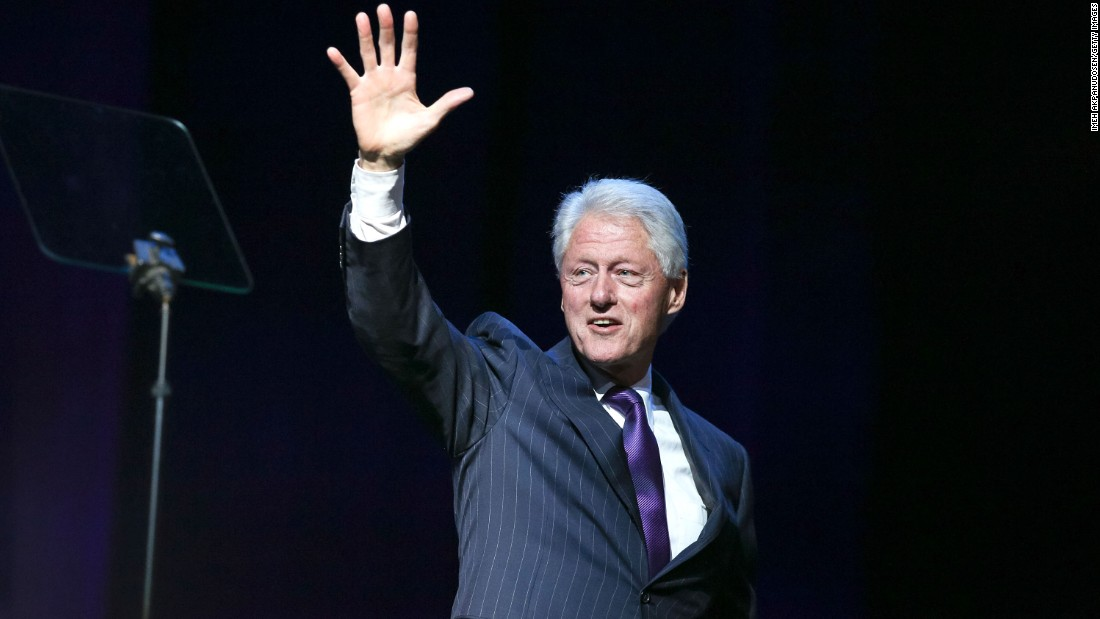 "<a href=""http://www.cnn.com/2014/10/04/politics/gallery/bill-clinton/index.html"">William J. Clinton</a>, the 42nd president (1993-2001)"