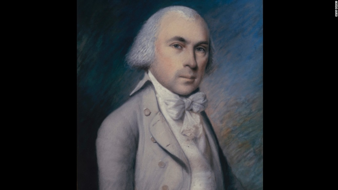 "James Madison, the fourth President (1809-1817), was nicknamed the ""Father of the Constitution."" During his presidency, the first formal declaration of war was enacted -- the War of 1812 with Great Britain."