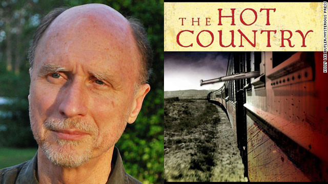 "Robert Olen Butler's new book is ""The Hot Country."""