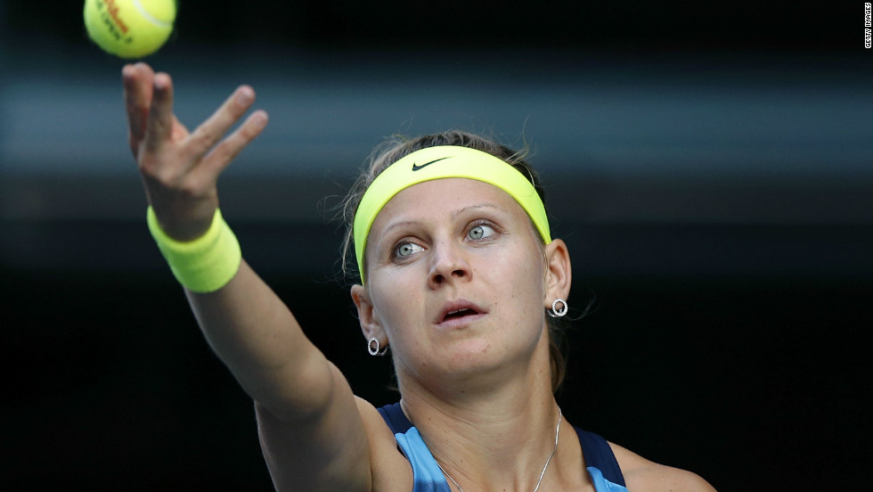 "Left-hander Lucie Safarova will open the Czech's defence of the title against Ana Ivanovic and the 25-year-old is expecting a tough challenge. The World No. 17 said: ""Ana is a great player, and Jelena as well, so both of the matches will be really tough, but that's how it should be as this is the finals so I will try my best and try to get the two points."" Safarova will be hoping to perform better than she did in last year's final where she lost both singles rubbers to Svetlana Kuznetsova and Anastasia Pavlyuchenkova."