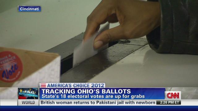 Tracking Ohio's ballots