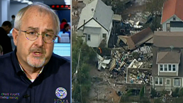 FEMA defends Staten Island aid