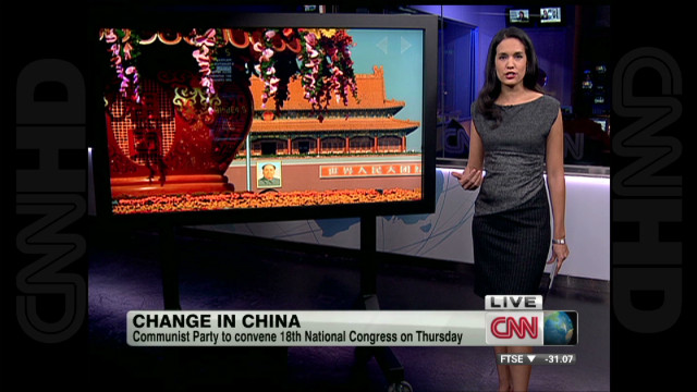 China prepares for political transition