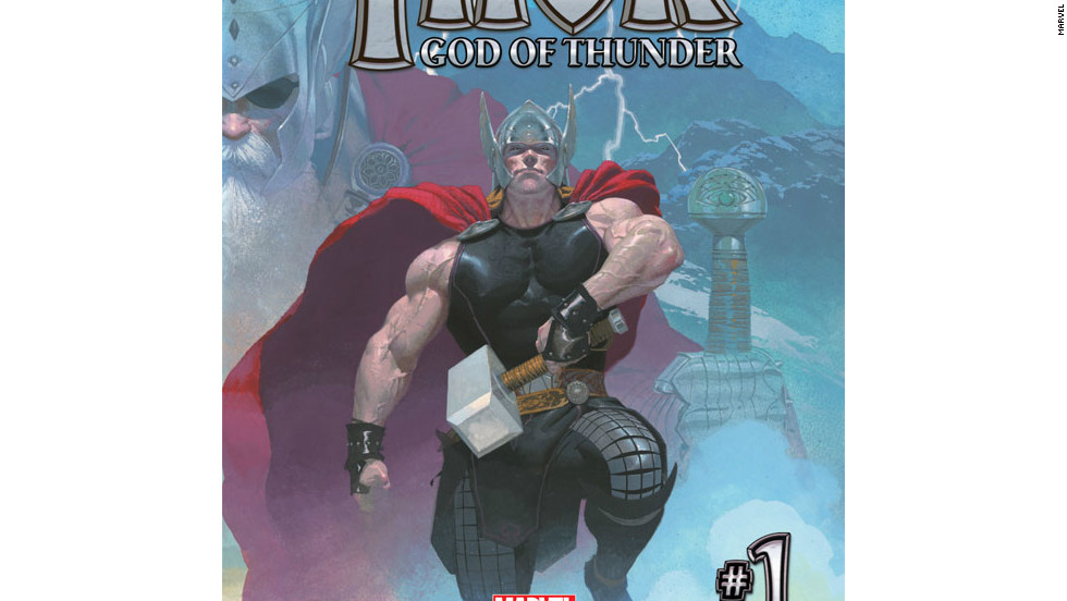 """Thor: God of Thunder"" arrives November 14. The series has been described as having ""A Christmas Carol"" feel as it explores the hammer-wielding hero's past, present and future."