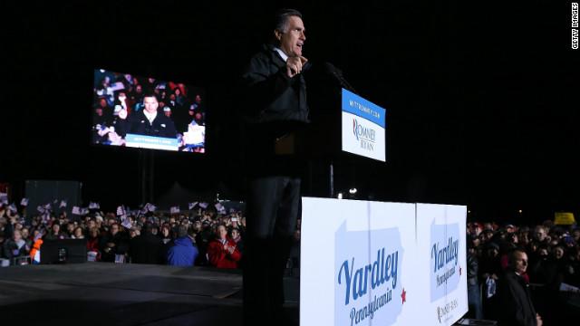 Sen. Toomey on Romney's Pennsylvania gamble