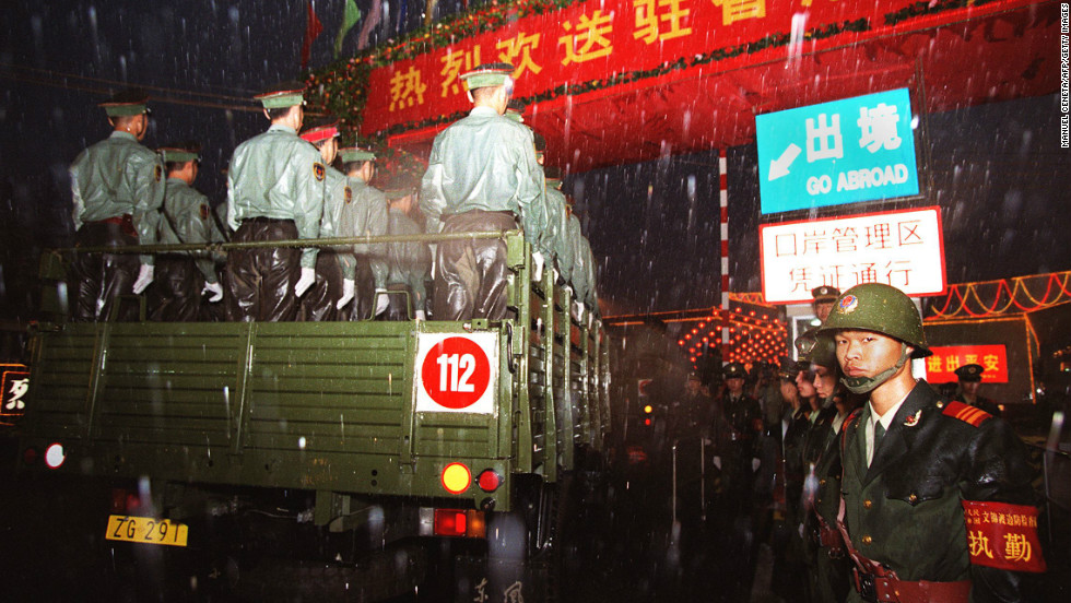 Unease at China's influence has been growing in Hong Kong since the People's Liberation Army arrived in 1997. Yet the city enjoys a high level of autonomy.