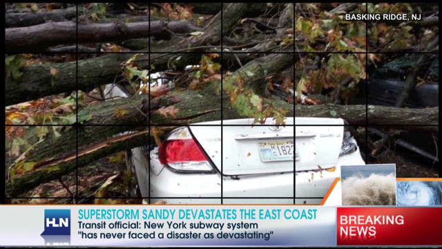 Insurance concerns for Superstorm Sandy