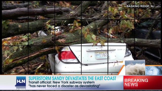Insurance concerns for Superstorm Sandy
