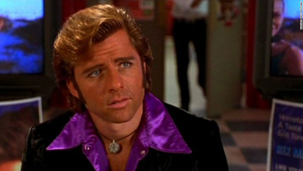 "Maxwell Caulfield's Rex Manning is the stud behind the fictional hit <a href=""http://www.youtube.com/watch?v=szvt8iWJ0oo"" target=""_blank"">""Say No More Mon Amour""</a> in ""Empire Records."" As the ladies say in the 1995 flick, ""Oh, Rexy, you're so sexy."""