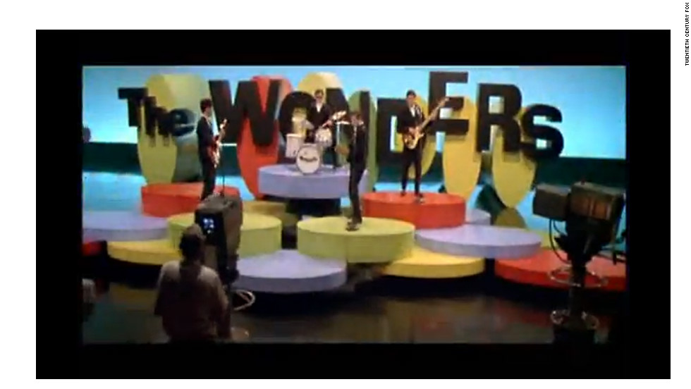 "The Wonders, formerly The Oneders, are discovered by a record company representative (Tom Hanks) in 1996's ""That Thing You Do!"" Tom Everett Scott, Johnathon Schaech, Steve Zahn and Ethan Embry star."
