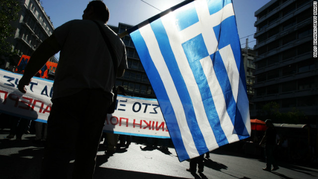 Greece debt relief deal reached
