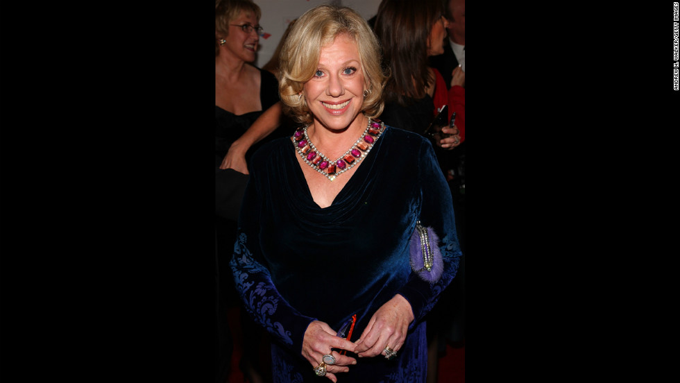 "Erica Jong, pictured here in 2005, released the seminal feminist novel ""Fear of Flying"" in 1973."