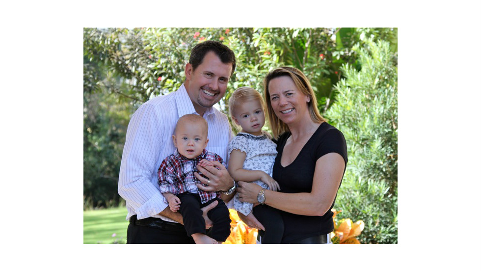 Since retiring from professional golf,  Annika has started a family with husband Mike McGee, with Ava born in 2009 and William two years later.