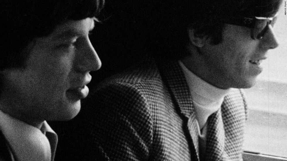 """Mick Jagger and Keith Richards from """"The Rolling Stones: Charlie Is My Darling — Ireland 1965"""""""
