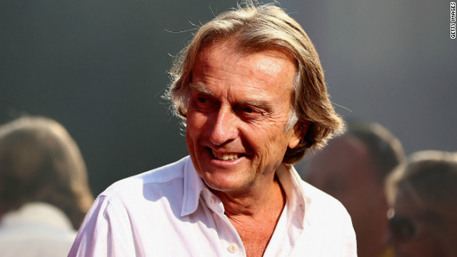 Ferrari president Luca di Montezemolo wants to see Ferrari win the drivers' title for the first time since 2007.