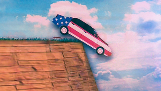 Fiscal cliff awaits Obama and the world