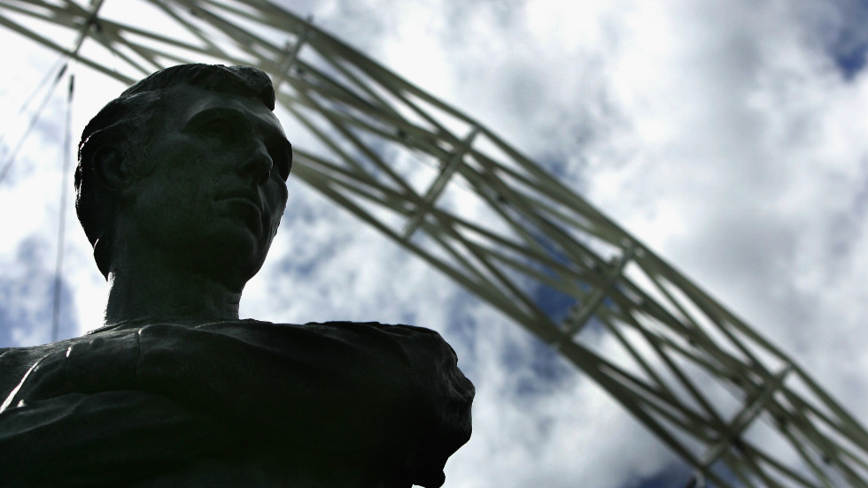Jackson was also the artist who created the statue of former England captain Bobby Moore, which is located at Wembley Stadium. The statue, standing six meters in height and weighing approximately two tons, commemorates when Moore captained England to World Cup glory in 1966.