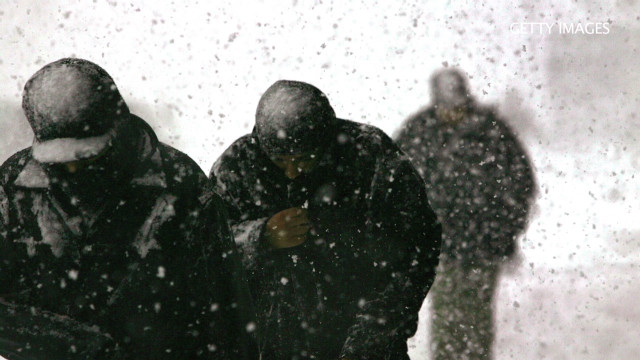 2012: CNN Explains: Nor'easters