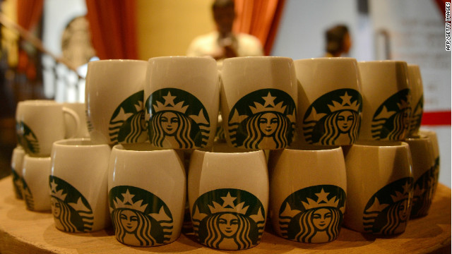 Starbucks ventures into India