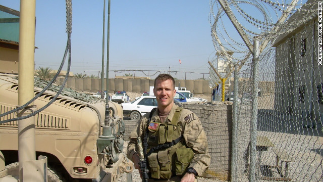 Eric Greitens founded The Mission Continues.