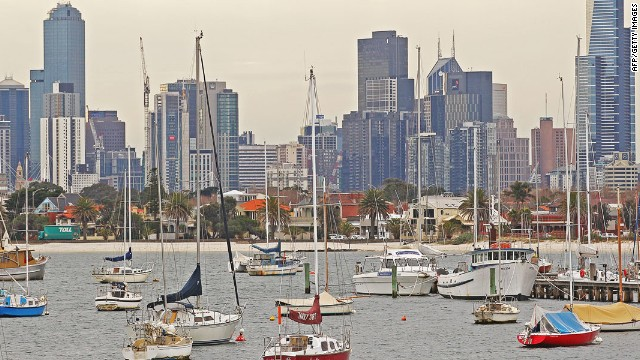 Melbourne is the world's most livable city for a reason.