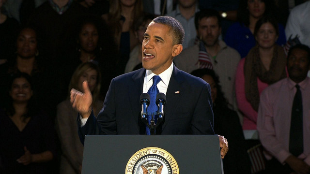 Obama: 'The best is yet to come'