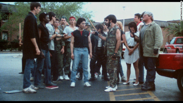"""A love for all things '80s is helping to stir affection for """"Miami Connection,"""" a film that bombed when it first came out."""